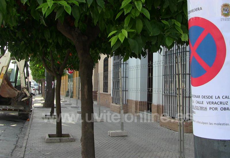 Utrera recibe medio millón de euros para obras de pavimentación ...