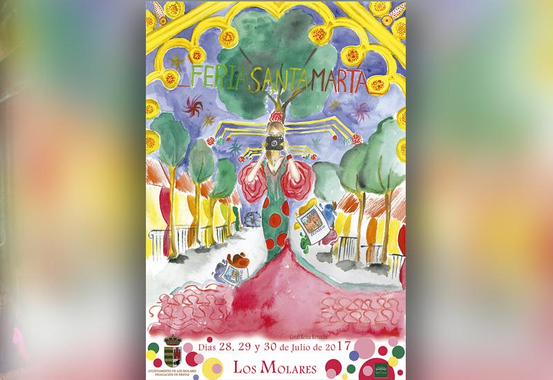 Comienza la Feria de Los Molares en honor a su patrona Santa Marta