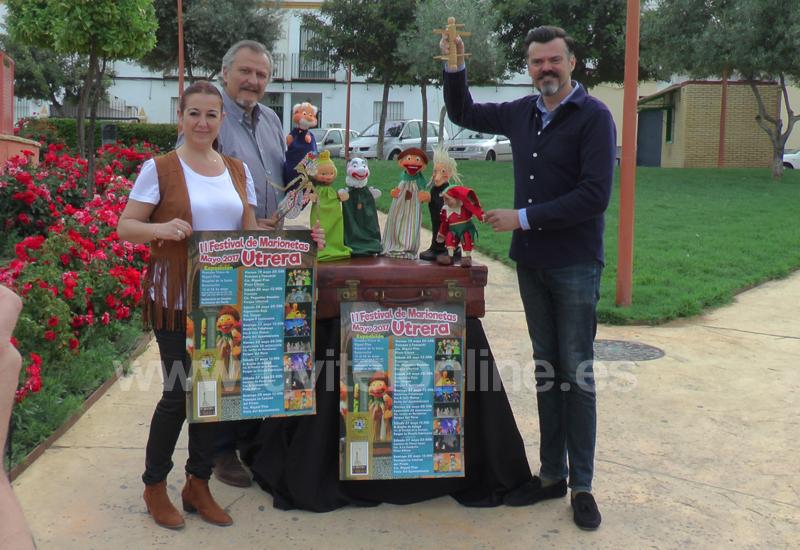 El II Festival de Títeres recorrerá los parques utreranos