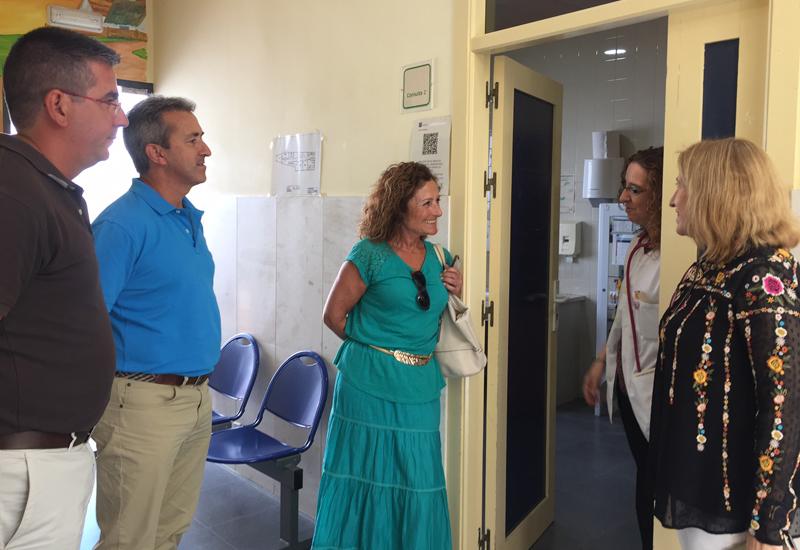 La Junta destina este verano más de 378.000 euros a actuaciones de mejora en diversos centros del Área de Gestión Sanitaria Sur de Sevilla