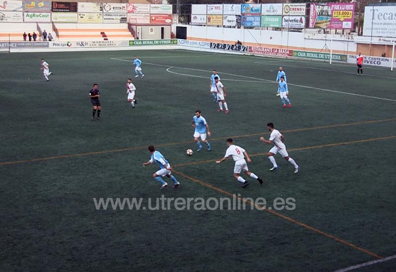 El Utrera Atlético regresa al San Juan Bosco el domingo a las 12:00.