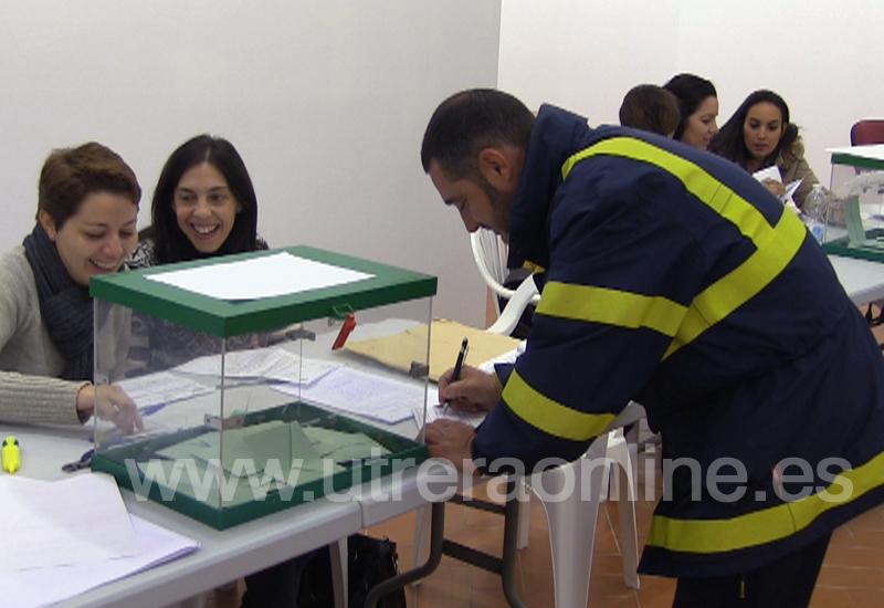 EL PSOE VUELVE A SER LA FUERZA MÁS VOTADA EN UTRERA EN LAS ELECCIONES AUTONÓMICAS