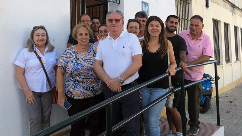 COMIENZA EL CURSO DE JARDINERÍA Y APLICADOR DE PRODUCTOS FITOSANITARIOS ORGANIZADO POR AFADU