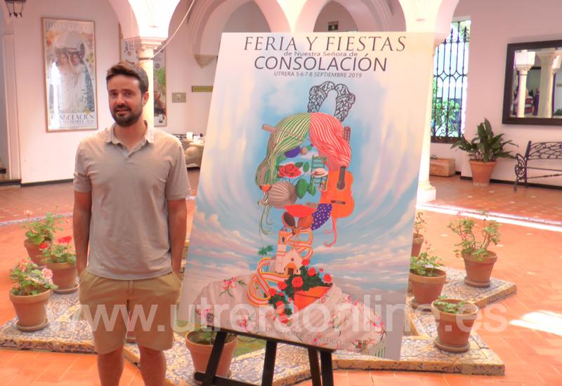 UTRERA YA TIENE CARTEL PARA SU FERIA DE CONSOLACIÓN 2019