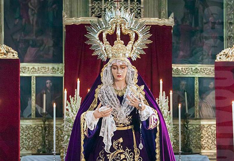 LUIS ÁLVAREZ-DUARTE HA FALLECIDO EN SEVILLA AL NO PODER SUPERAR UN ICTUS (Foto: Hermandad Sacramental y Cofradía de Nazarenos del Redentor Cautivo)