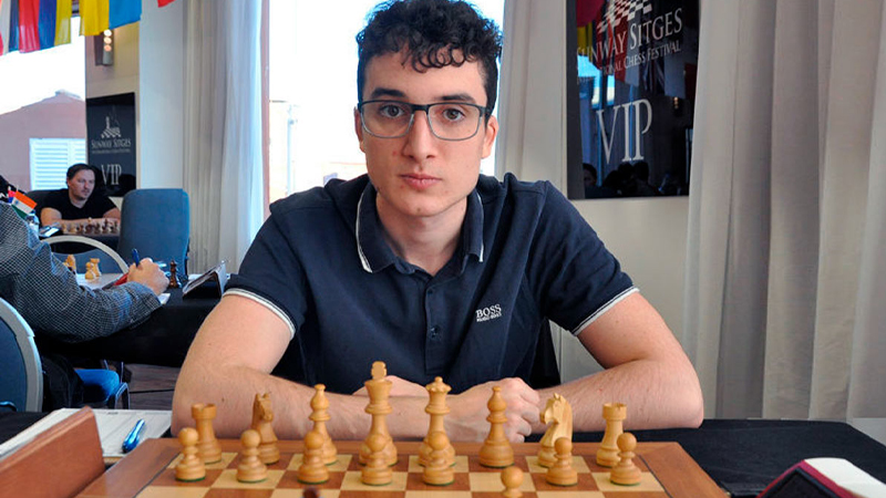 El ajedrecista de Utrera Miguel Santos cuarto en el mundial sub-20.