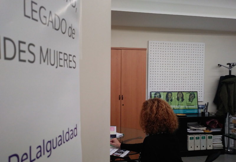 CRECE EL NÚMERO DE MUJERES ATENDIDAS POR VIOLENCIA MACHISTA EN EL CENTRO PROVINCIAL DEL IAM