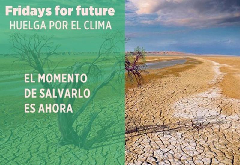 PODEMOS UTRERA MANIFIESTA TODO SU APOYO A LA MOVILIZACIÓN MUNDIAL CONTRA EL CAMBIO CLIMÁTICO