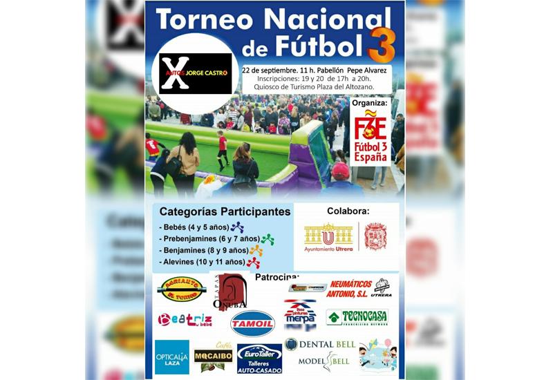 Torneo Nacional de Fútbol 3.