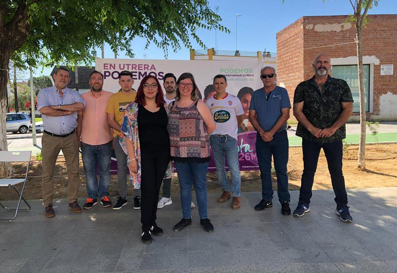 """PODEMOS UTRERA DENUNCIA LA """"DESORBITADA"""" SUBIDA DE SALARIOS DE LOS CONCEJALES DEL PSOE"""