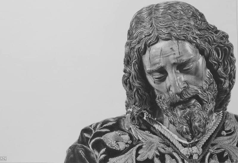 EL ARTISTA UTRERANO JUAN NÚÑEZ PARTICIPA EN LA EXPOSICIÓN SOBRE MARTÍNEZ MONTAÑÉS EN SEVILLA