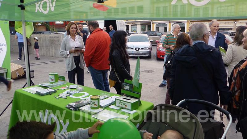 """VOX PRESENTA SUS PROPUESTAS DE """"SENTIDO COMÚN"""" EN UTRERA"""