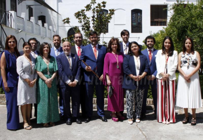 EL GOBIERNO MUNICIPAL APRUEBA LAS ASIGNACIONES Y RETRIBUCIONES EN EL PRIMER PLENO DEL NUEVO MANDATO EN EL AYUNTAMIENTO DE UTRERA