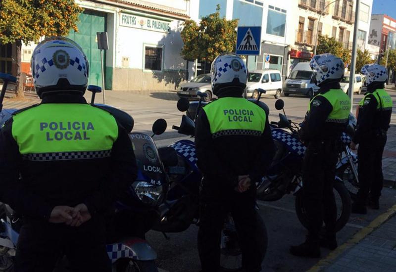 LA OTRA CARA DE LA POLICIA LOCAL DE UTRERA