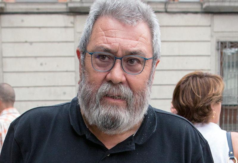 CÁNDIDO MÉNDEZ, EXSECRETARIO GENERAL DE UGT, SERÁ HOMENAJEADO POR EL PSOE DE UTRERA EN SU CASETA EL VIERNES DE FERIA